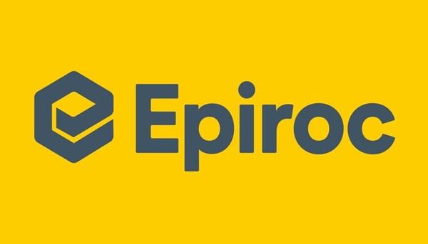 epiroc logga